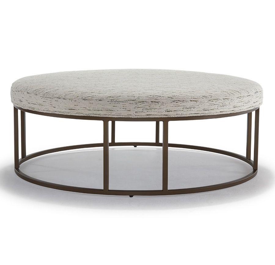 Carmen Round Ottoman Round Ottomancocktail Tablescarmen