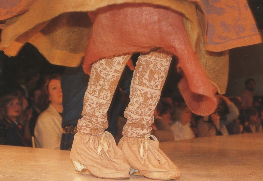 Vivienne Westwood Buffalo Gal boots