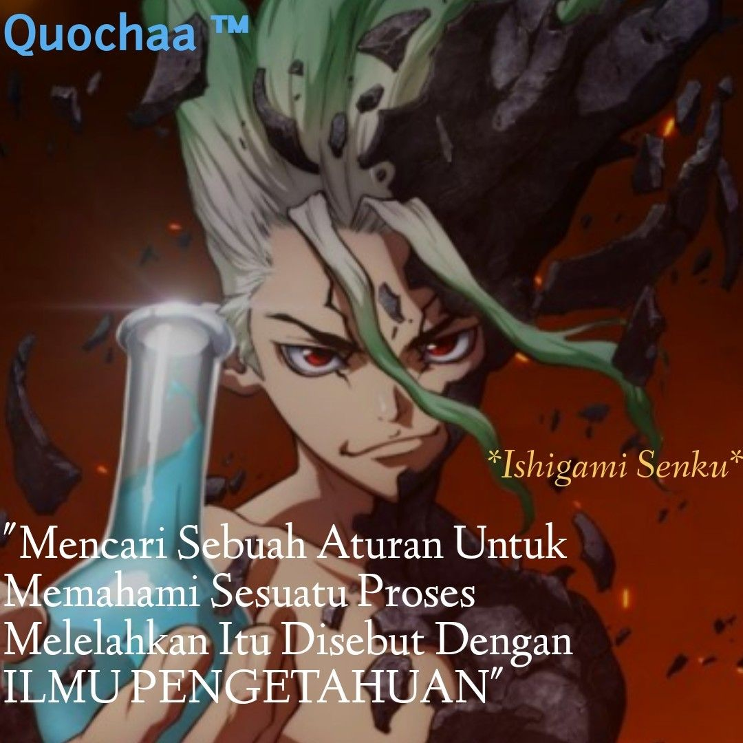 Kata Kata Karakter Anime Pengetahuan Kutipan Hidup