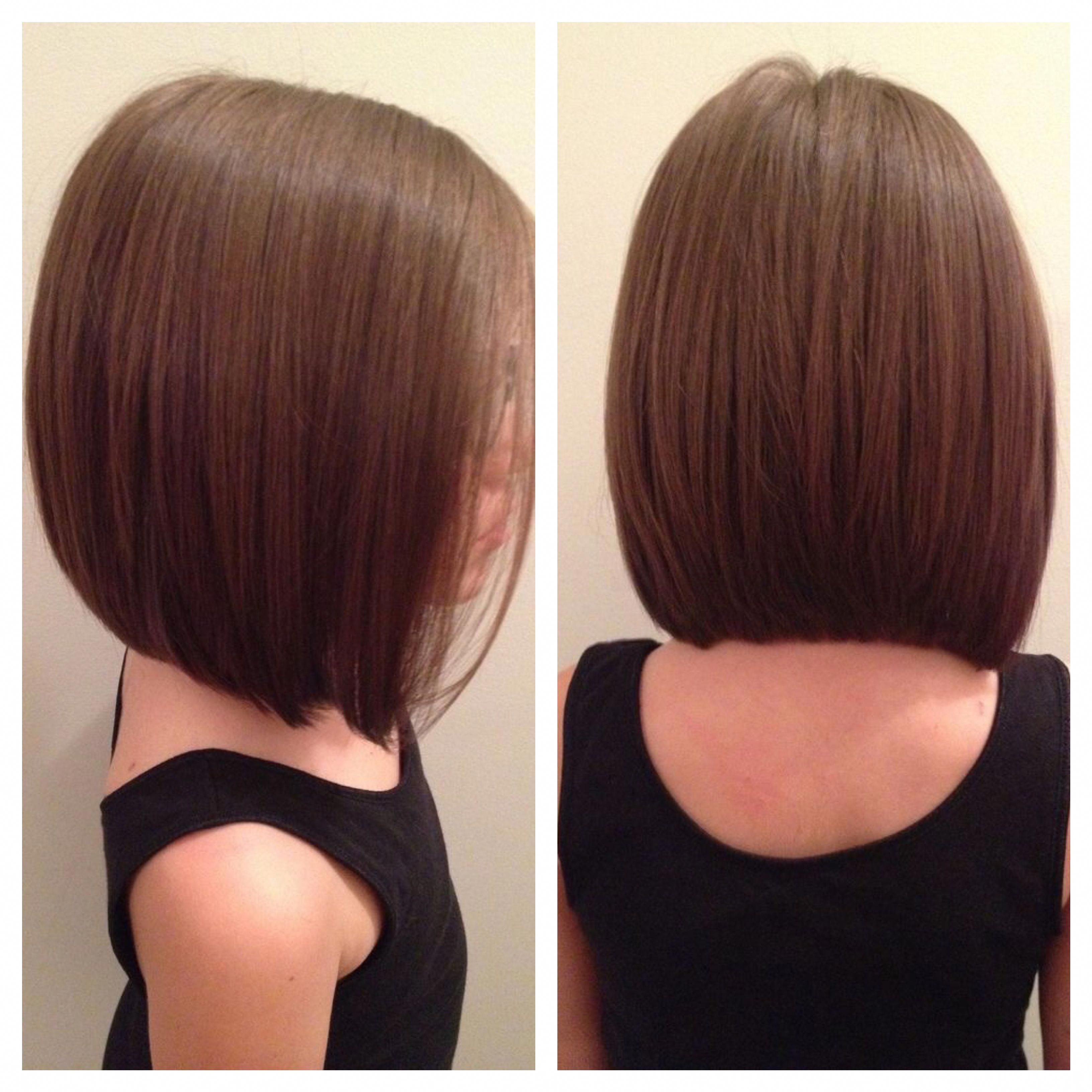 Bob Haircut For Girls