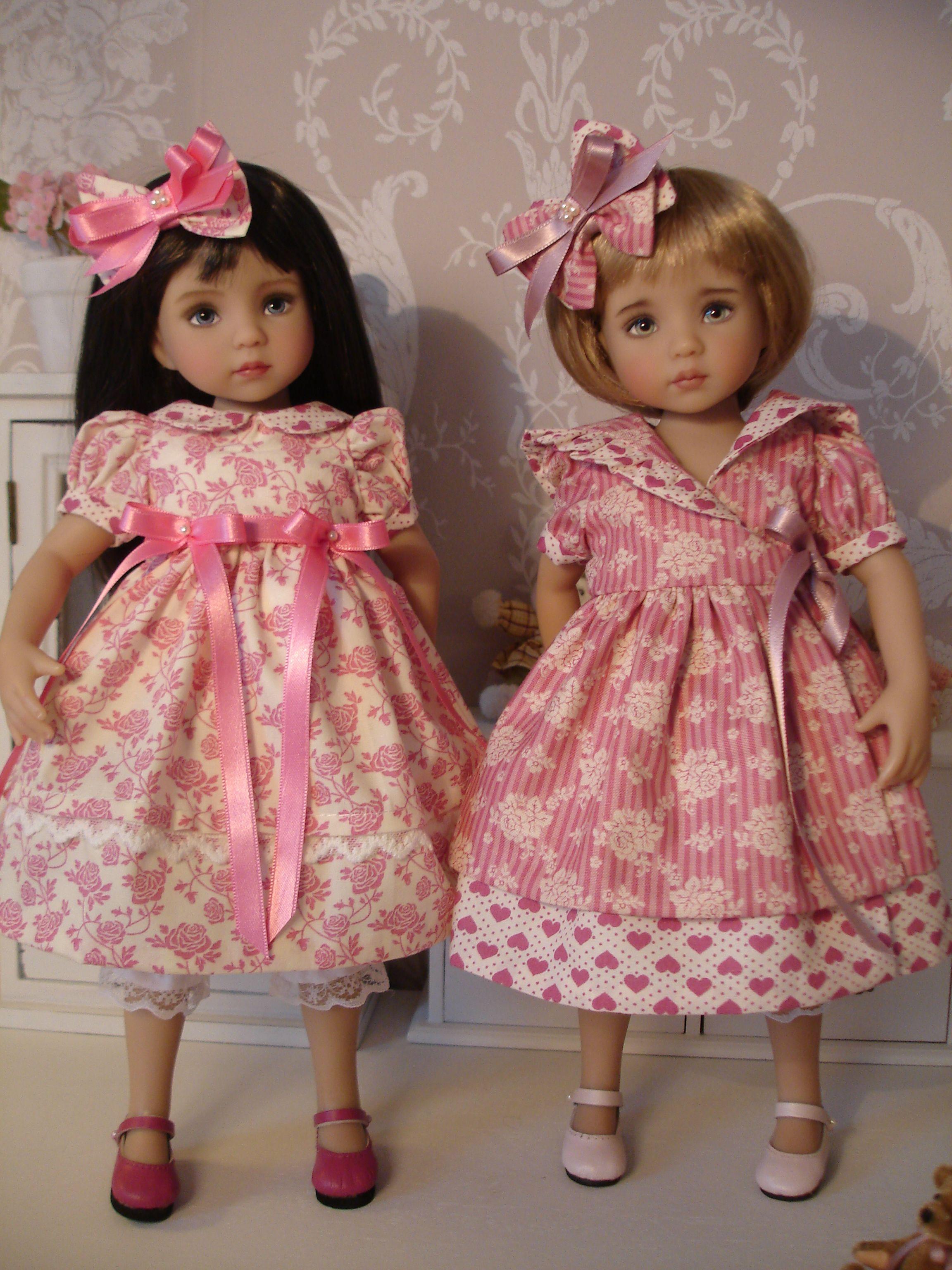 Mes petites robes romantiques...