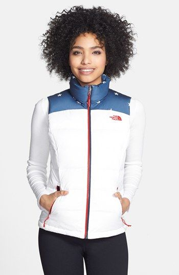 27aec39a4 The North Face 'Nuptse' Down Vest available at #Nordstrom Love the ...
