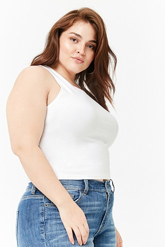 a6223afb67 Plus Size Tank Top