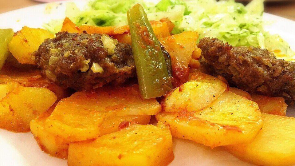 Kartoffel-Hackbällchen-Auflauf Recipe Bakeries and Recipes - türkische küche rezepte