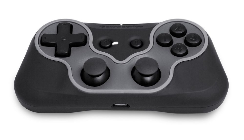 Steelseries Free Mobile Wireless Gaming Controller With Bluetooth