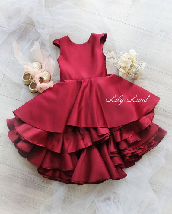 421cc5dd952e Dress for girls birthday dress girl size 2 3 4 5 6 7 8 9 10 dress girl  Christmas dress girl party dr