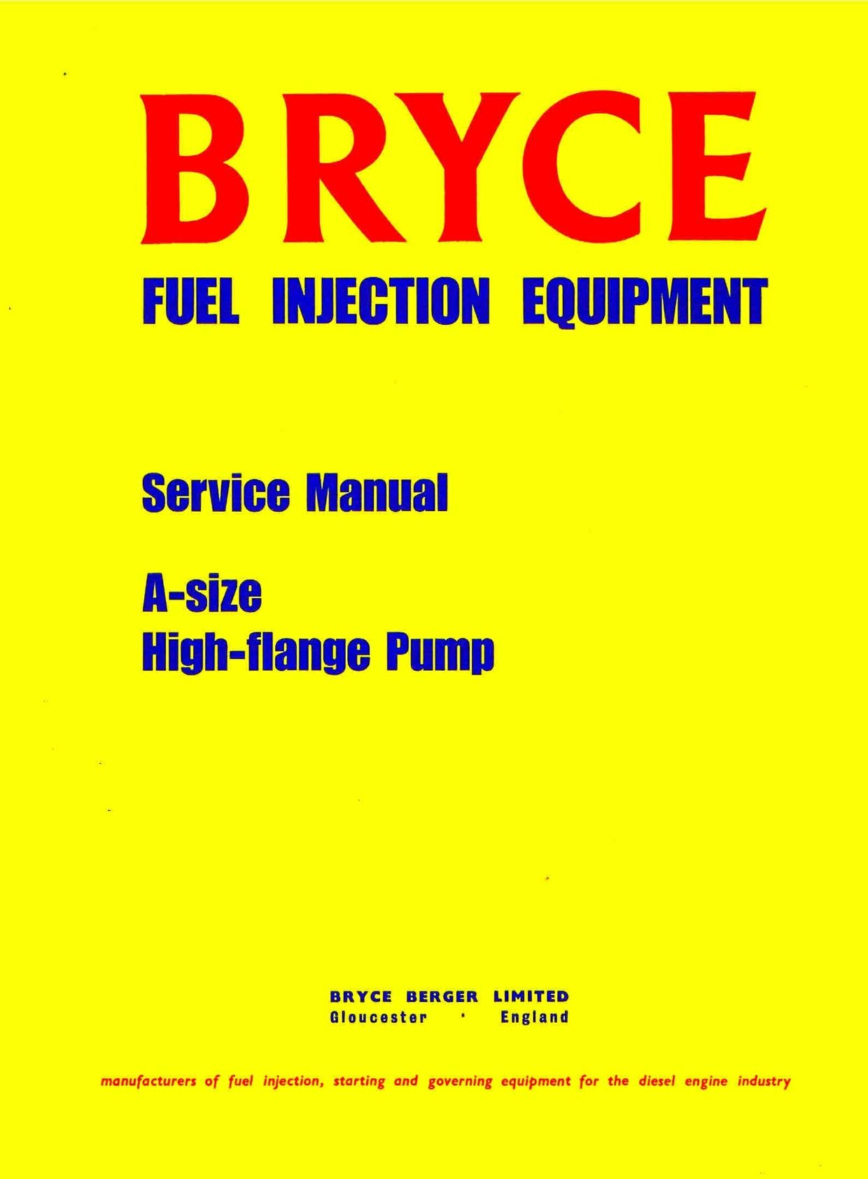 Pin Lucas Cav Injection Pump Diagram On Pinterest Wiring Diagrams Diesel Injector Bryce Fuel Pumps Manuals For Mechanics Vintage Auto Manual Covers Rh Com Perkins Ledger