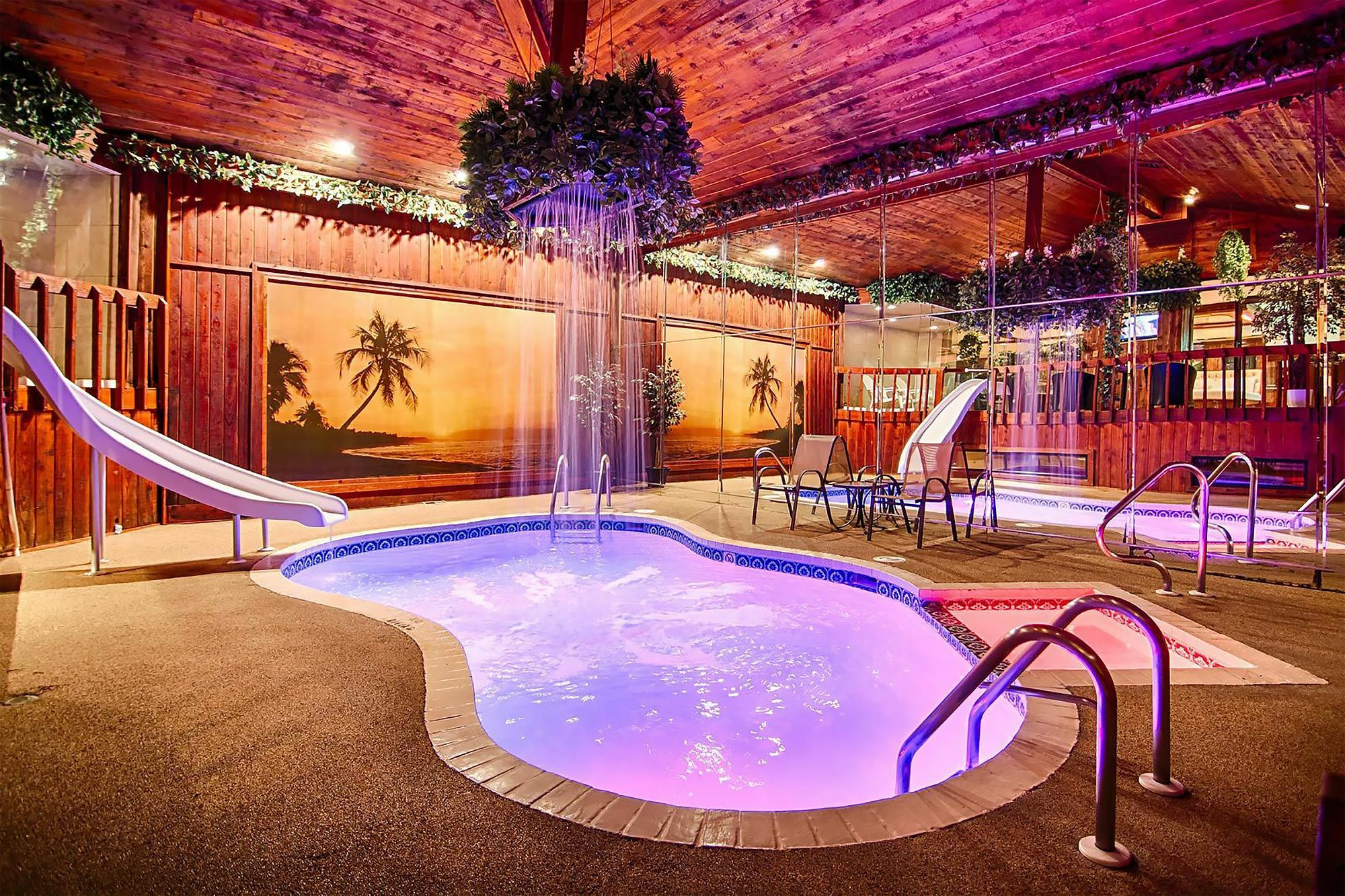 Sybaris  Romantic Weekend Getaways in Chicago Milwaukee