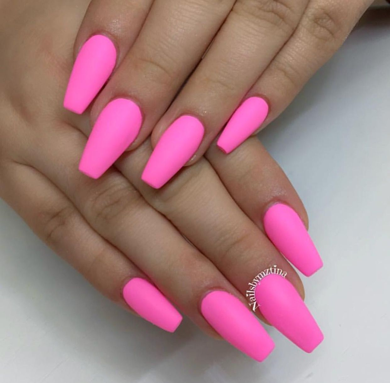 Bubble Gum Nail Art: Hot Pink Or Bubble Gum Pink