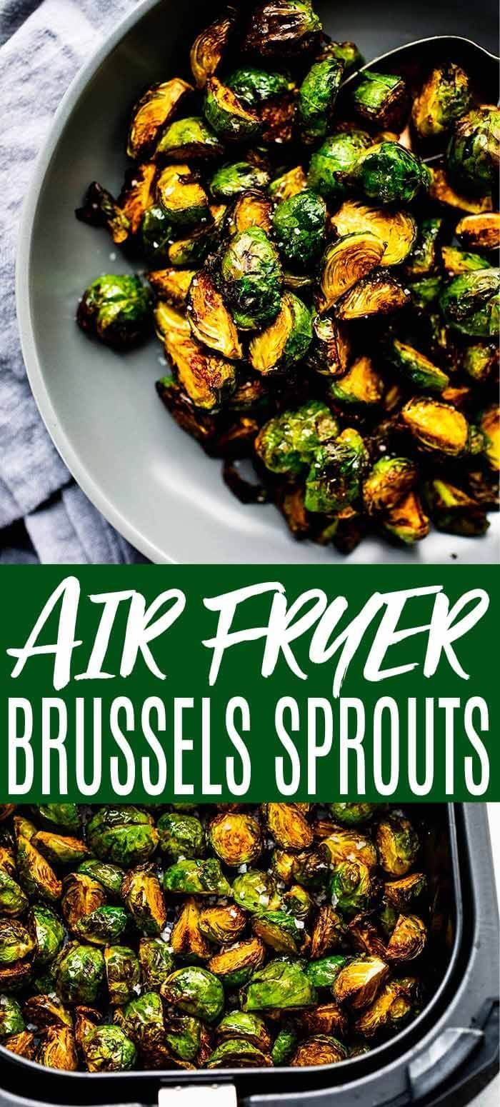 Air Fryer Brussel Sprouts Cook Up Crispy And Delicious
