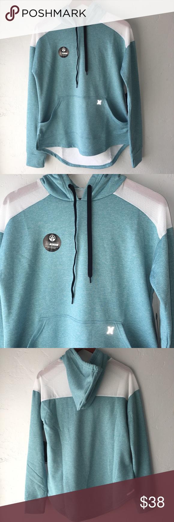 190169c50d42 Hurley Nike Dri Fit United Fleece Pullover Dri Fit United Fleece Pullover.  Hooded with adjustable