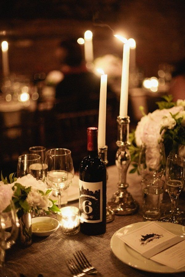 Clever (and useful!) table numbers