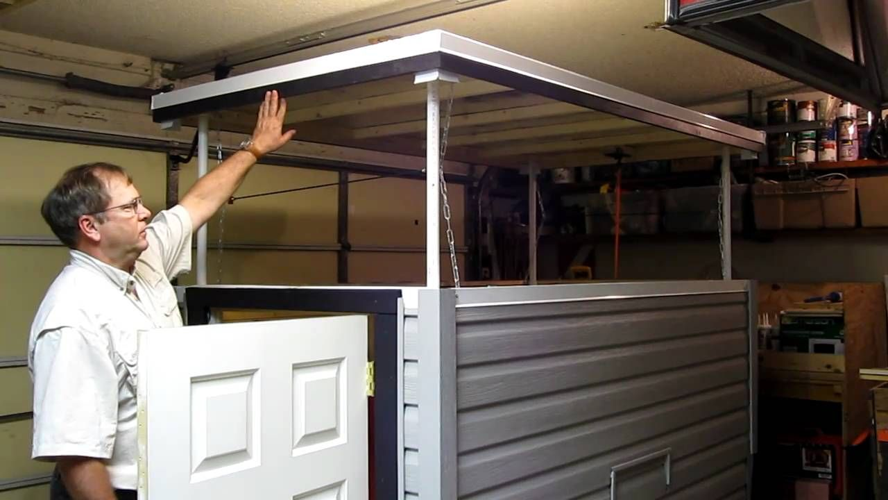 Homebuilt Pop Up Roof Lift System Timber Trails Turnkey