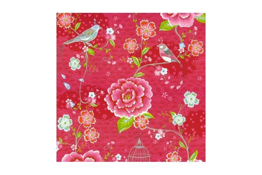 Flowers in the Mix Vliestapete Blumen Eijffinger Pip Studio in 6 schönen Farben