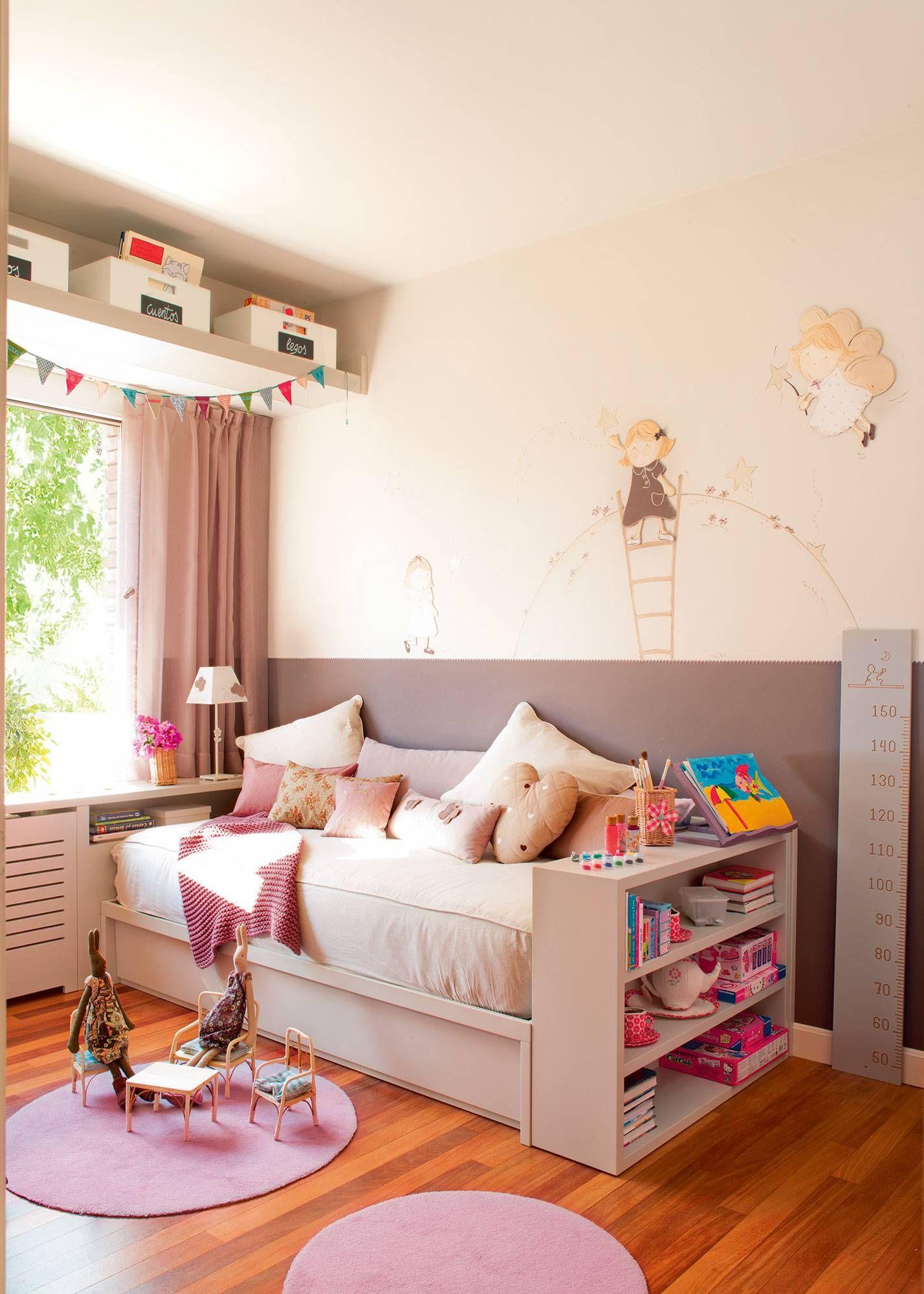 Cosas rotas in 2019 casas bonitas dormitorios - Decoracion habitacion infantil nina ...