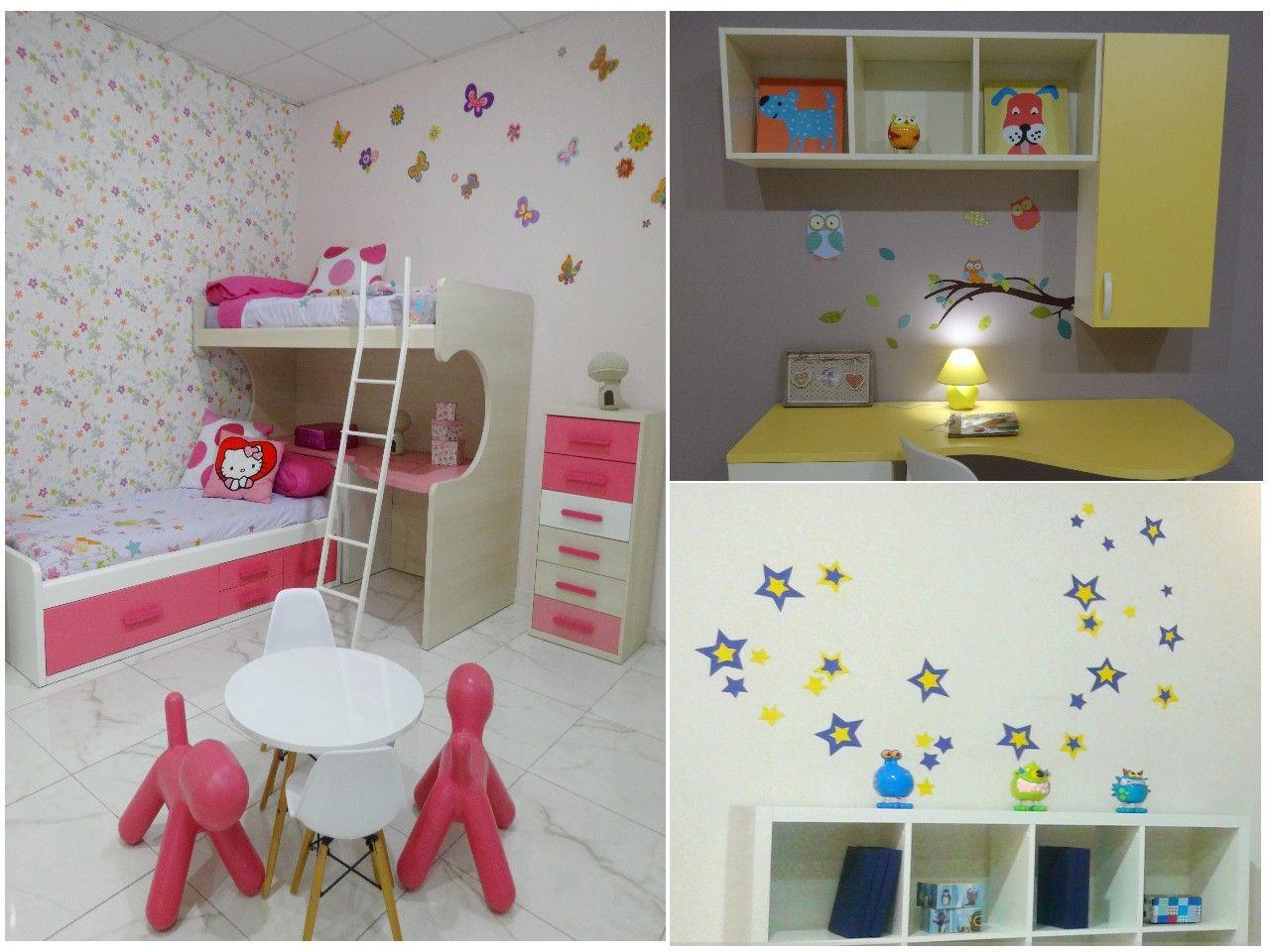 #vinyl #decoration #kids #infantil #vinilo #decoración Www.dicoro.com/blog