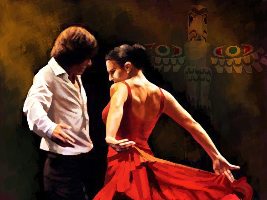 #Flamenco tanzen ist ein Erlebnis, sowohl was den Rhythmus als auch die Bewegungen anbelangt und nicht zuletzt ist Flamenco eine der ausdrucksstärksten Tanzformen.