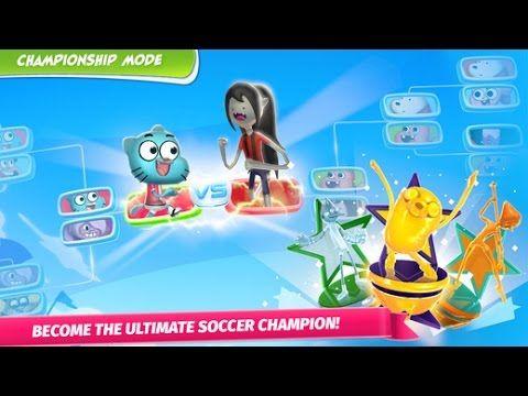 Cartoon Network Superstar Soccer 2016 Online Multiplayer How To Win An Cartoon Network Cartoon Network Characters Cartoon Network Shows
