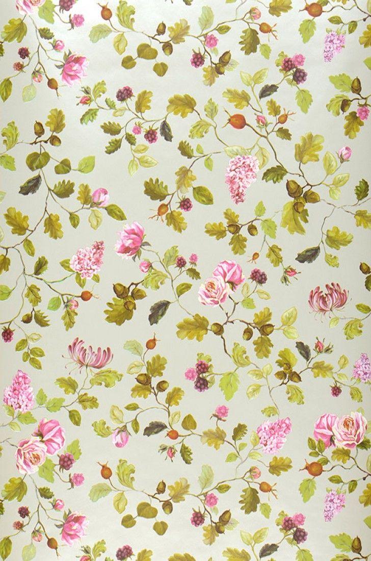 Wallpaper Rina In 2020 Pattern Wallpaper Floral Printables