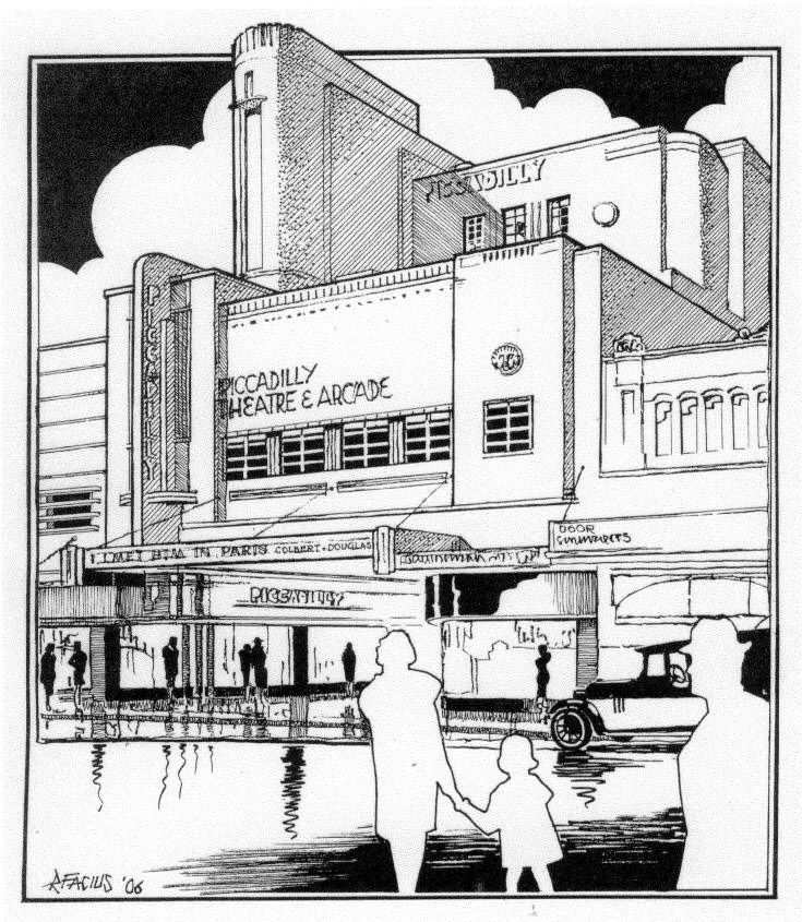 Image Result For Art Deco Architectural Drawings