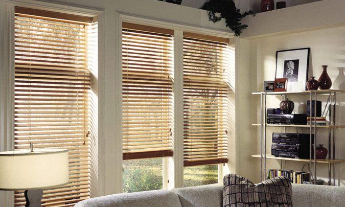Houten Accessoires Woonkamer : Verticale houten jaloezieën woonkamer blinds in 2018 houten