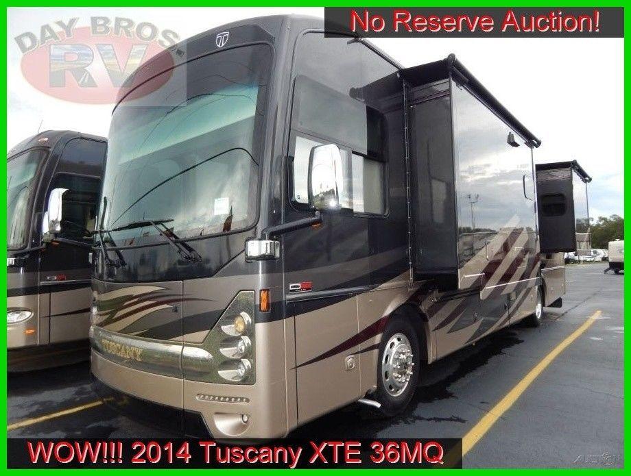 14 Thor Motor Coach Tuscany XTE 36MQ Used Class A Diesel