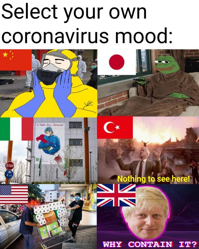 Pin On Coronavirus Covid 19 Memes