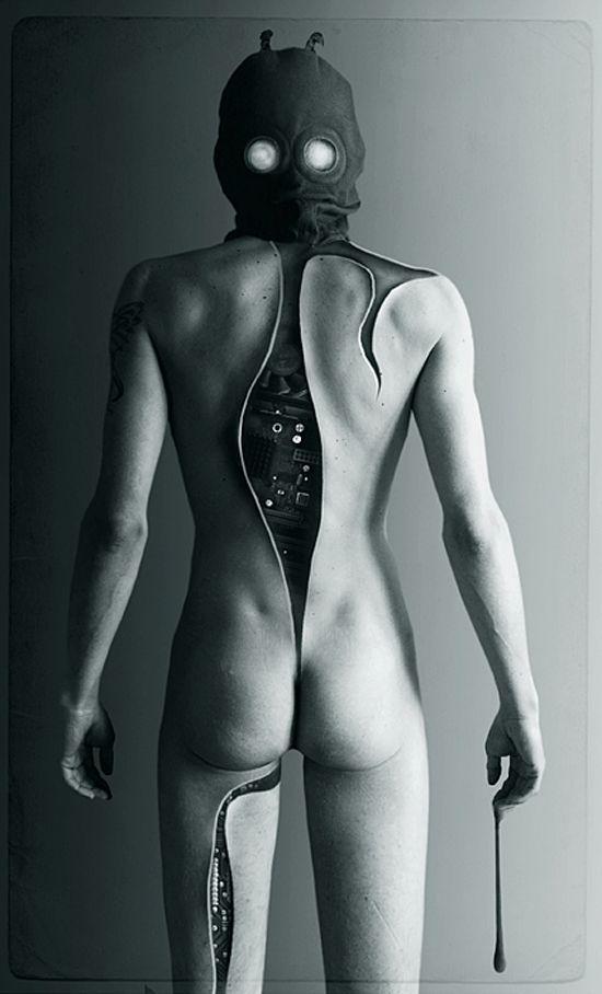 Stunning surreal photo manipulations by Simon Siwak Back ☤ Art