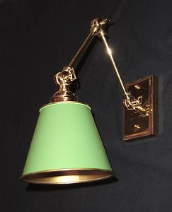 Library Lighting, Library Sconces, Picture Lights