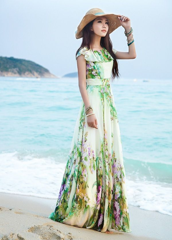Great Long Summer Dresses - http://ikuzolady.com/great-long-summer ...