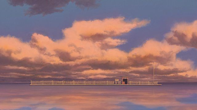 ०० Studio Ghibli HD Wallpapers ०० Studio - These colour palettes inspired by famous movie scenes are beautiful