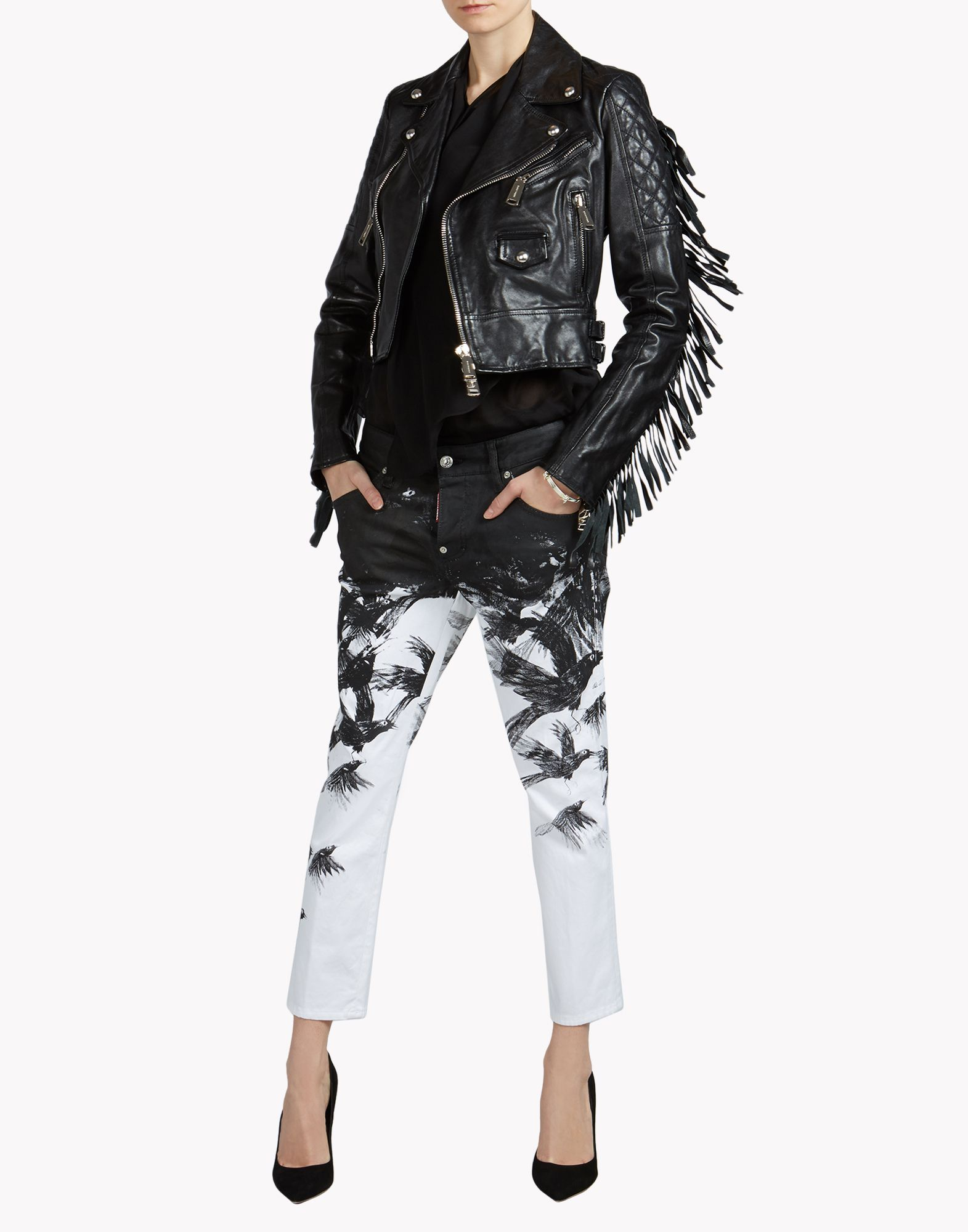 Glam Rock Jeans - Jeans Women - Dsquared2 Official Online Store
