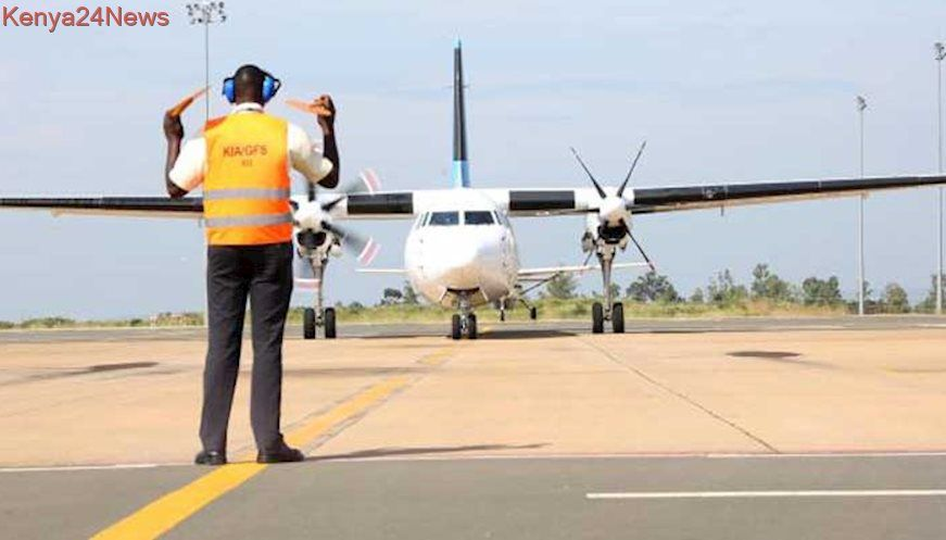 Air controllers flights to and from addis not safe