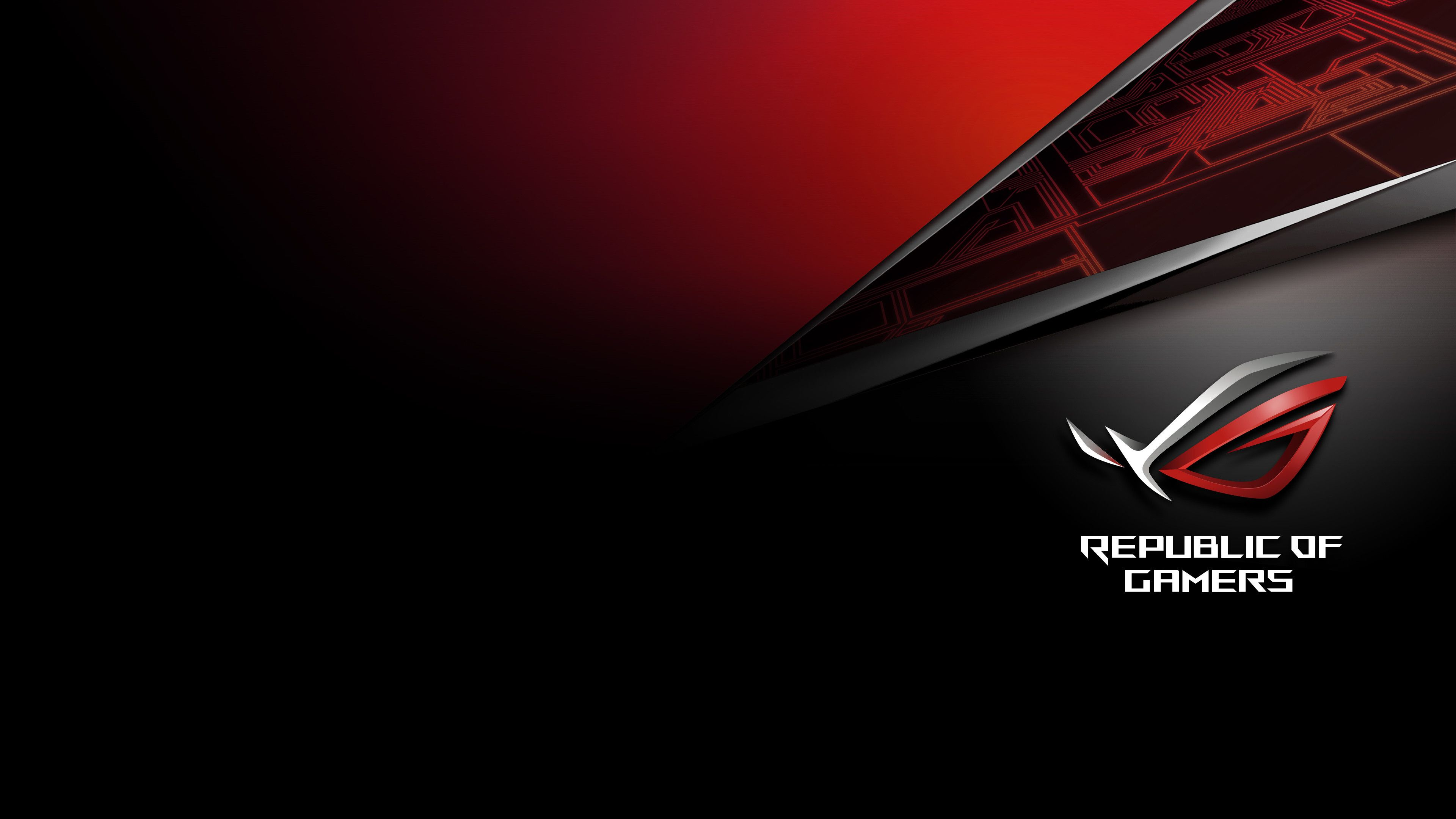 3840x2160 Asus Rog Classic 4k Wallpaper Hd Wallpapers For Pc