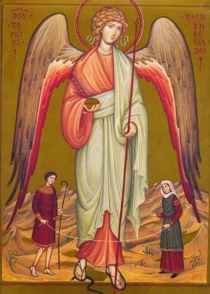 серова и архангел михаил и ангельское воинство