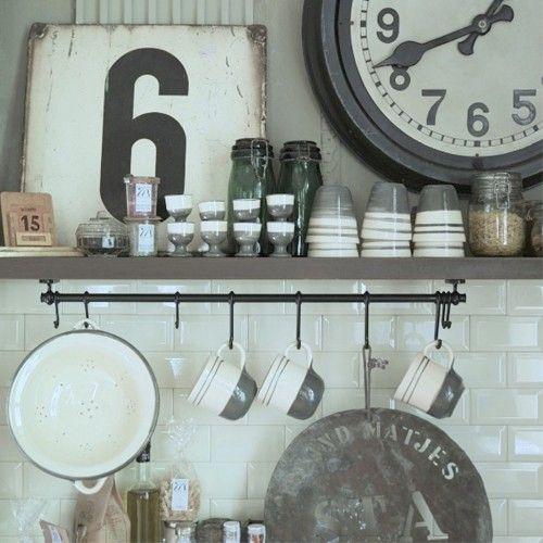 Organisiert in der Küche Barefoot Living by Til Schweiger - küche waschbecken keramik
