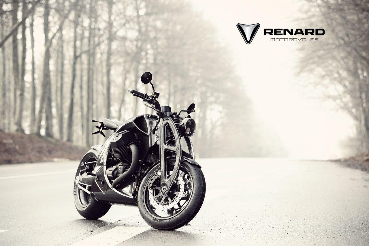 Renard Motorcycles Tourer