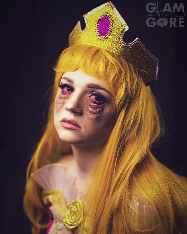 Glam Gore – Les princesses Disney se transforment en zombies ...