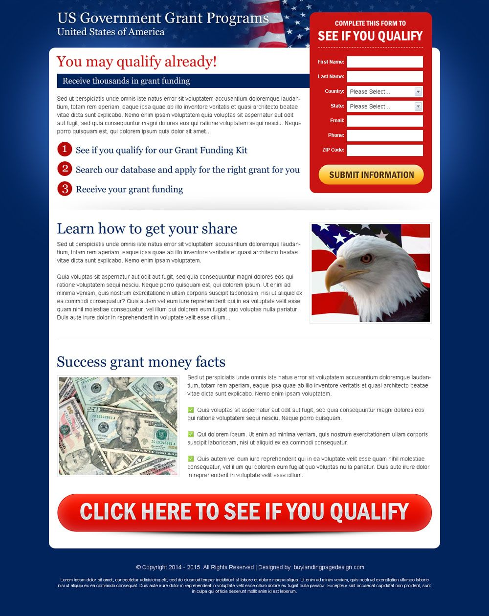 us government grant program user friendly and optimized