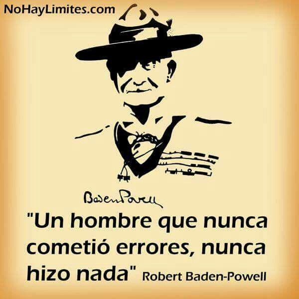 Baden Powell Exploradores Baden Powell Y Scouts