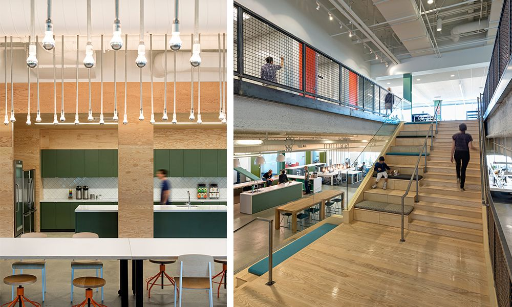 Evernote office by o a redwood city california office