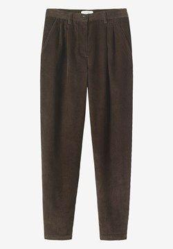 Women's Cord Pleat Front Trouser | TOAST