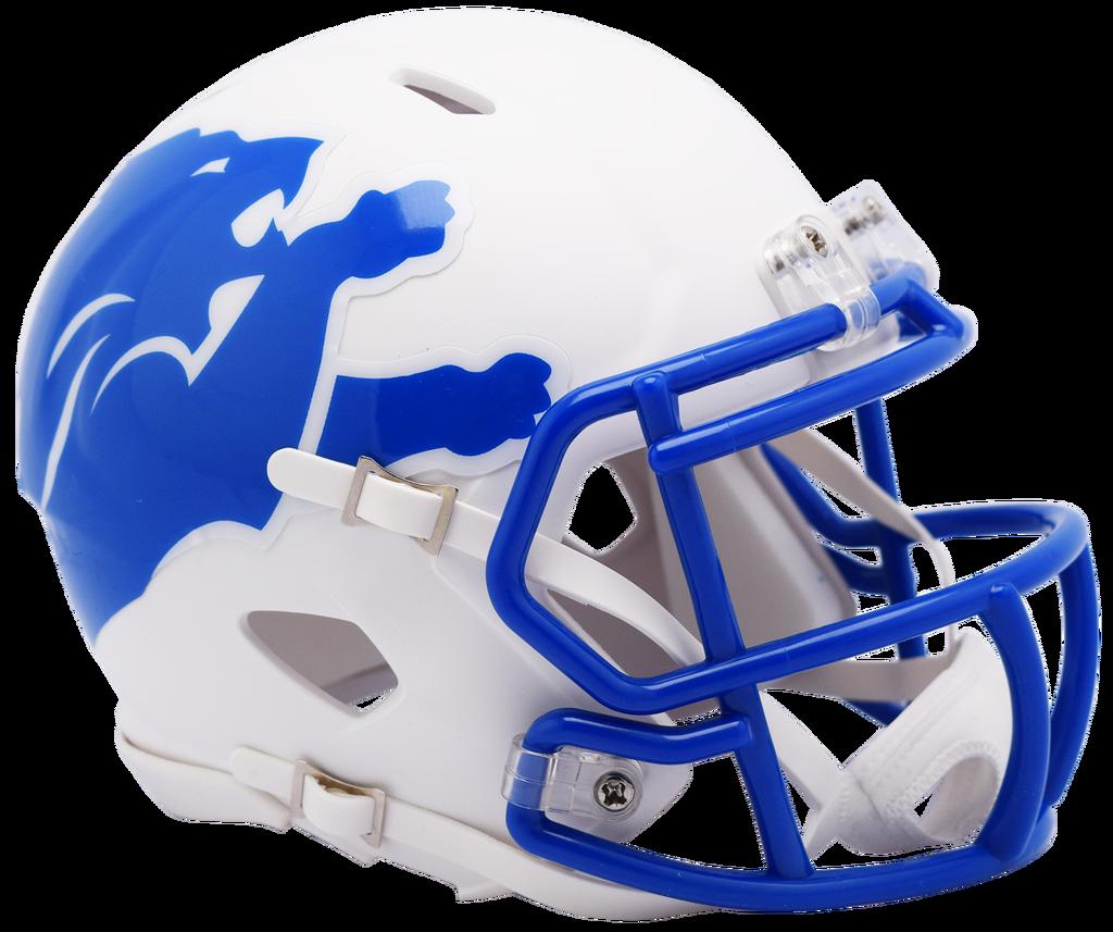 Detroit Lions Helmet Riddell Replica Mini Speed Style Amp Alternate Mini Football Helmet Football Helmets Mini Footballs