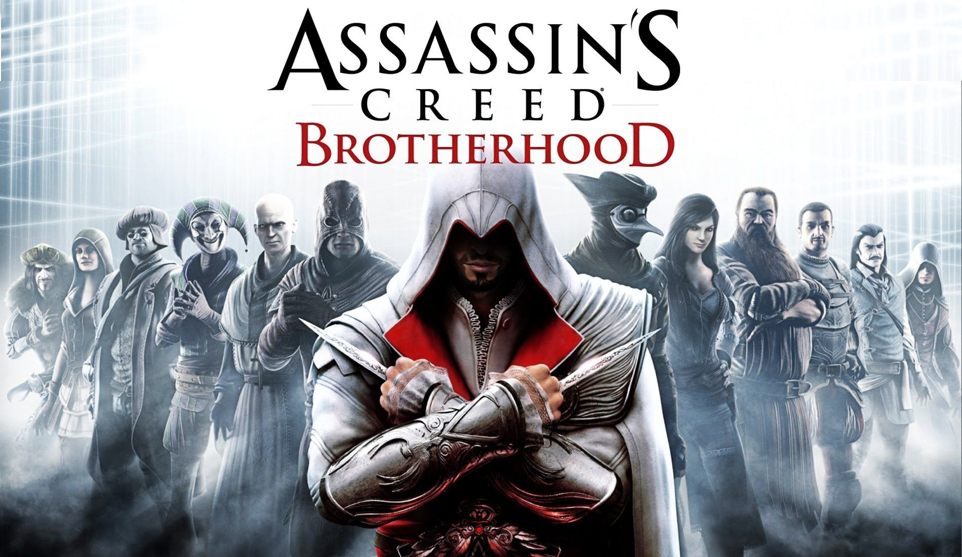 Секс в assassin creed brotherhood