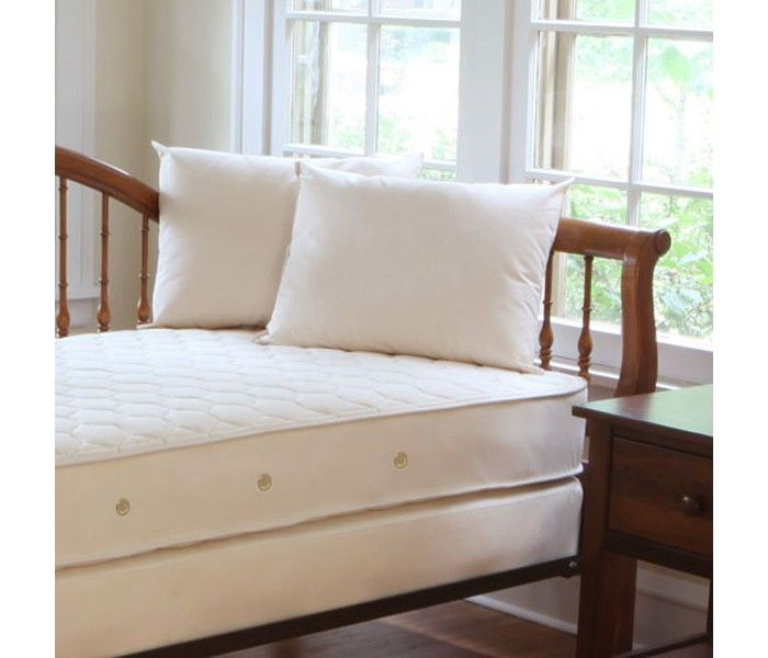 The only non-toxic organic waterproof kids mattress available today. Waterproof. Completely non-toxic mattress for kids.