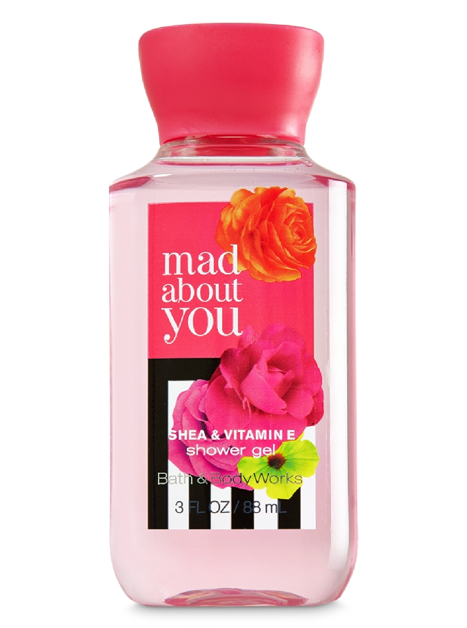 Mad About You Travel Size Shower Gel Bath And Body Works Big Clearancesale 3days Only All 1 99 Bath And Body Works Shower Gel Bath And Body