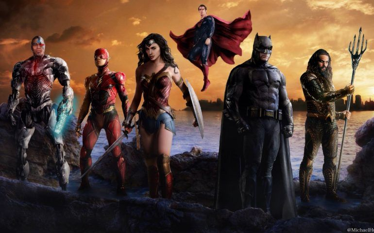 Justice League: Bajo una mirada obscena