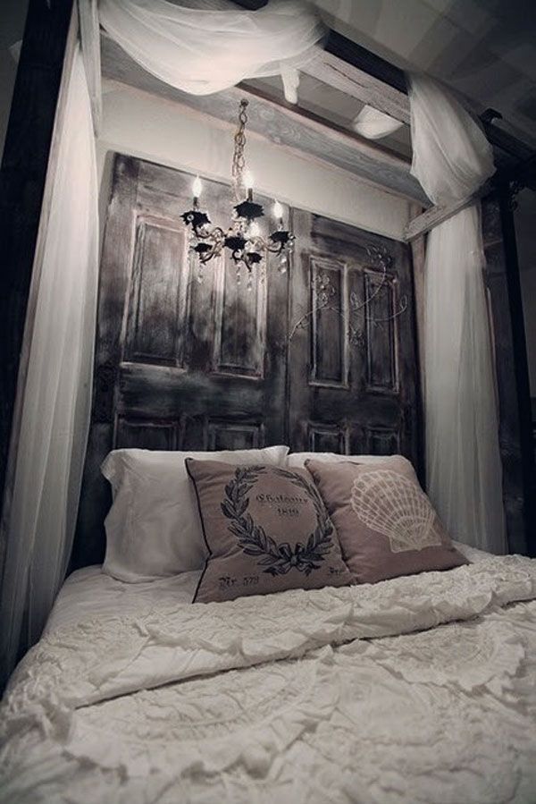 Bedroom Ideas Old Fashioned old-fashioned bedroom design ideas with door headboard | home