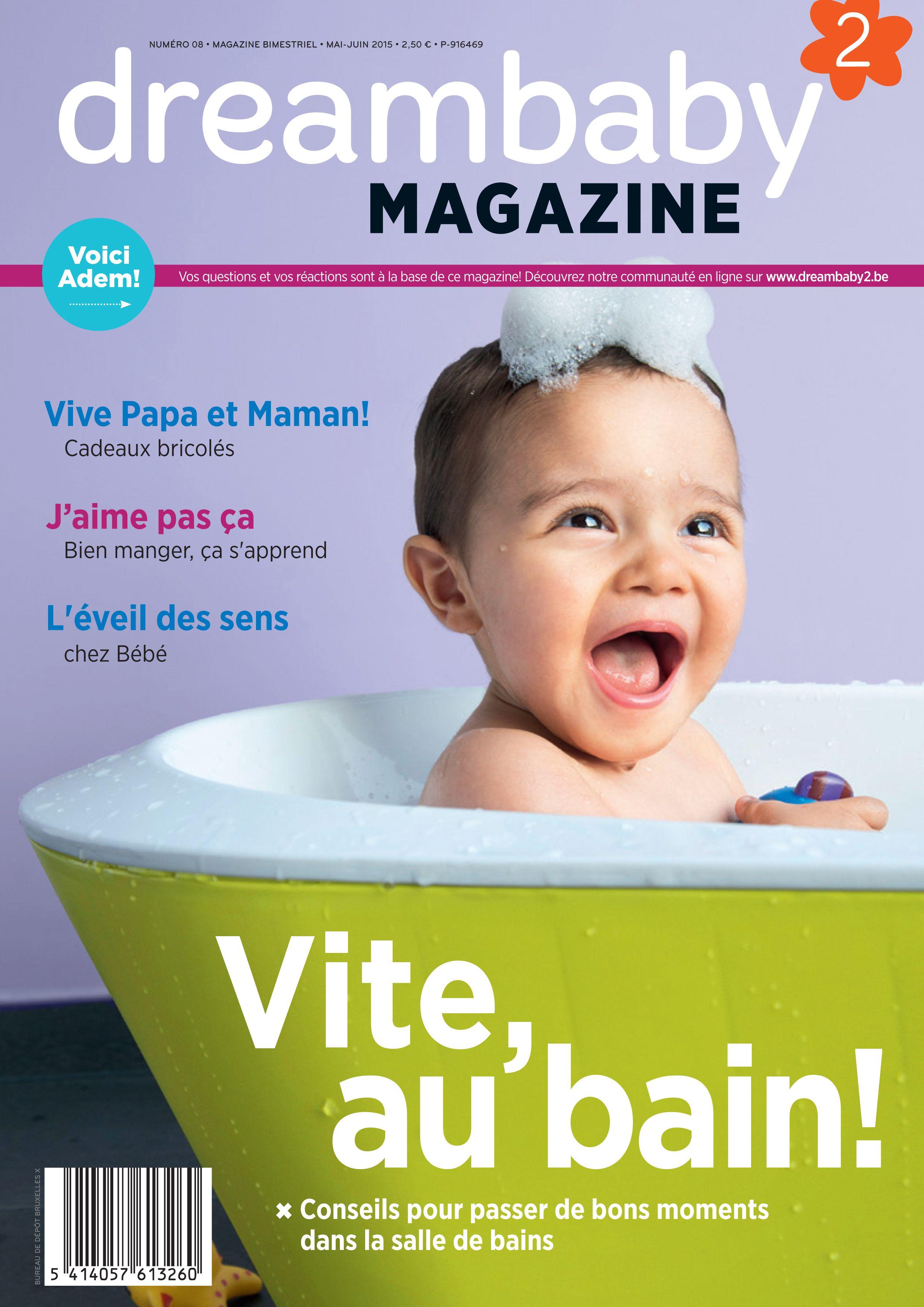 Magazine Apprendre La Photo découvrez le 3e numéro 2015 de dreambaby² avec notre posion