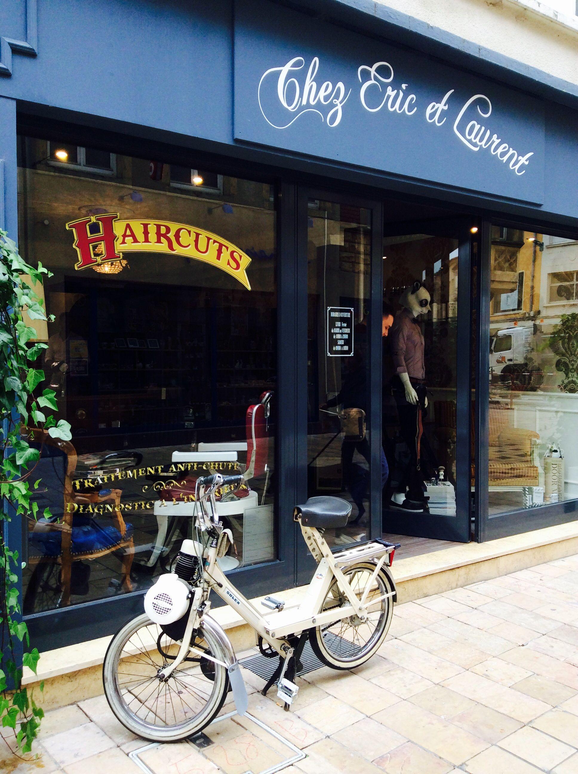 Chez Eric Et Laurent Salon De Coiffure Homme A Thionville France Salon De Coiffure Thionville France Coiffure Homme